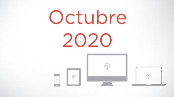 Series: Octubre 2020
