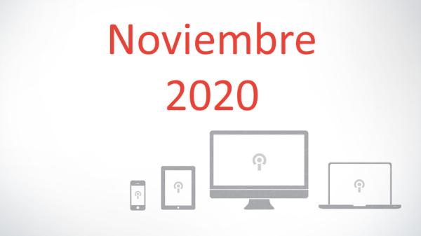 Series: Noviembre 2020