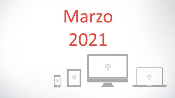 Series: Marzo 2021