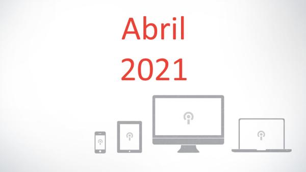 Series: Abril 2021