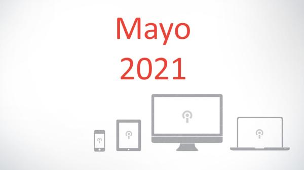 Series: Mayo 2021